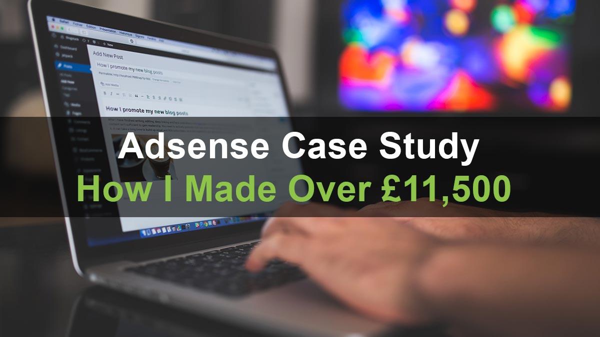 Adsense Case Study