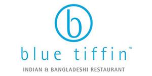 Blue Tiffin