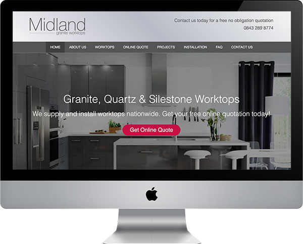 Midland Granite Worktops