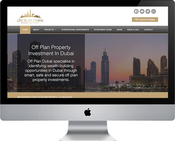 Off Plan Dubai