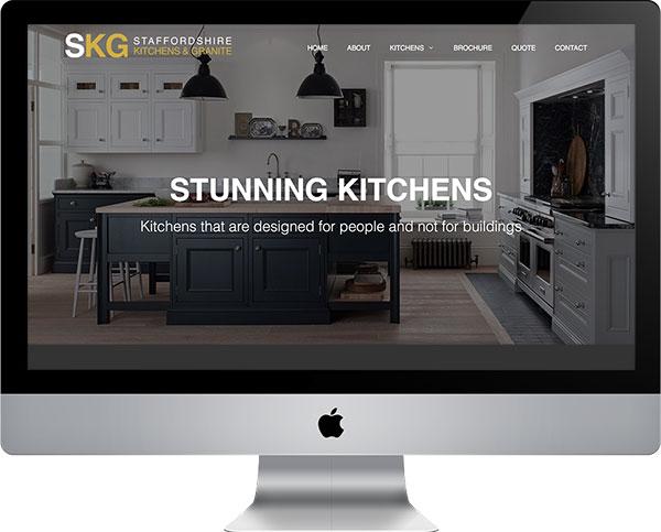 Staffordshire Kitchens & Granite