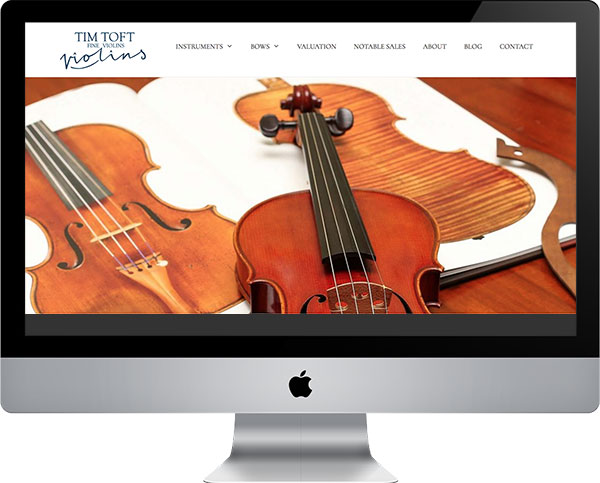 Tim Toft Fine Violins